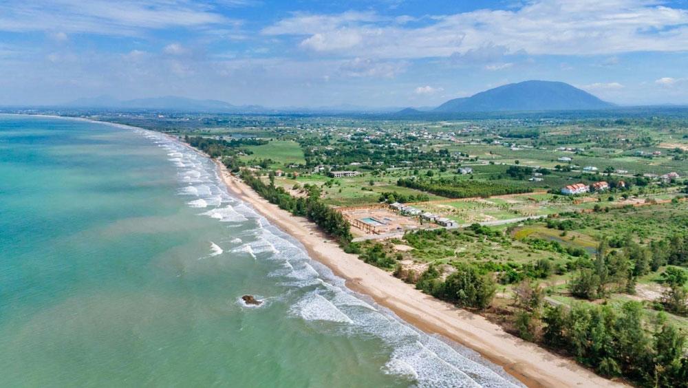 Bãi biển đẹp của tỉnh bình thuận