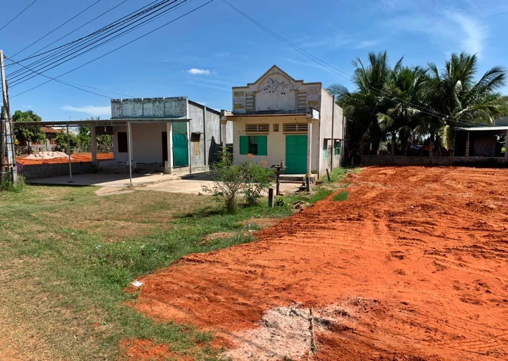 Đất đỏ Hàm Liêm Bình Thuận cần bán giá rẻ