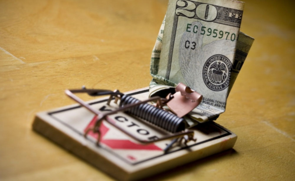Cái bẫy tài chính chứng khoán