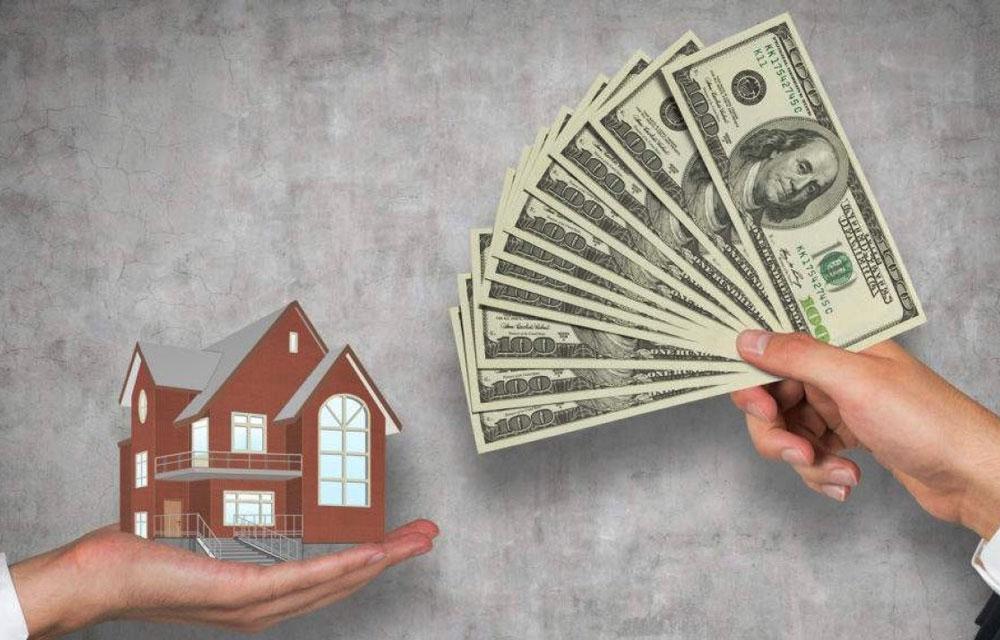 Vay ngân hàng để mua nhà